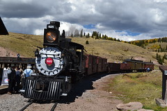 Baby Steamer (jimbob_nm) Tags: 315 425 consolidation drg drgw narrowgauge osier cumbrestoltec ct