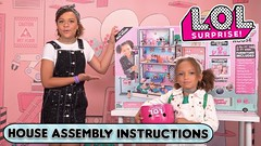 LOL Surprise! | LOL Surprise! House Assembly Instructions | Easy Step-By-Step Demo (yoanndesign) Tags: 7surprisesin1 blindbag childrenstoys collectibletoys colorchange dolls kidstoys lolsurprise lilsisters loldolls lolsurprisebabies lolsurpriseconfettipop lolsurpriseglamglitter lolsurprisepets lolsurpriseseries1 lolsurpriseseries2 lolsurpriseseries3 loltoyvideos mgaentertainment mysterytoy playsets surpriseball surpriseegg surprisetoy surprisetoys tots toyunboxing