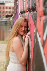 372 (boeddhaken) Tags: gent blond model longhair dreamwoman beautifulwoman woman girl cutegirl lovelygirl dreamgirl beautifulgirl lovelyangel angelface beautifulface graffiti