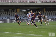 _DSC0081 (VAVEL España (www.vavel.com)) Tags: fcb barcelona barça femenino rayo liga goleada fútbol football futfem