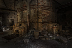 The huge furnace (michael_hamburg69) Tags: lostplace offthemap abandonedplace urbanexploration urbex porzellanmanufaktur factory porcelain ofen brennkammer porzellanofen furnice