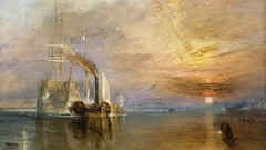 The Fighting Temeraire By Joseph Mallord William Turner, Oil Painting (katalaynet) Tags: follow happy me fun photooftheday beautiful love friends