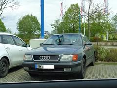 Audi 100 2.0E (Christian8P) Tags: audi 100 c4
