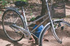 Bicycle Boy (soundlikeshit) Tags: street boy child bicycle