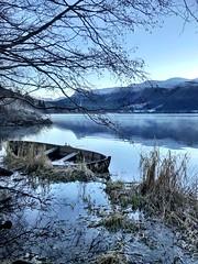 Ensom -|- Lonely (erlingsi) Tags: abandoned forlatt boat lonely ensom erlingsi iphone erlingsivertsen
