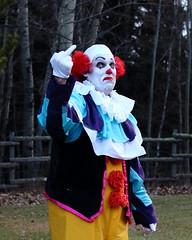 Halloween 2018 (C.A.Johnston) Tags: halloween pennywise clown flickrfriday fake it stephenking