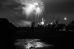 River of Light 2018 B&W (Capturing The Negative) Tags: blackandwhite blackandwhitephotography bnw bw wirral fireworks firework riveroflight riveroflight2018 rivermersey newbrighton