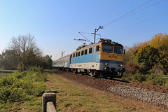 433-333 (Péter Vida) Tags: train railroad máv v43 grass sky locomotive electric railway
