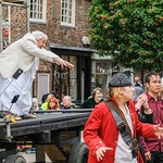 YMPST waggon play performance, College Green, 16 September 2018 - 13 thumbnail