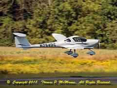 N294DC (Thomas P. McManus) Tags: n294dc diamondda20c1eclipse wingsfieldklomrwy06 bluebellpa canoneos5dmarkiv canonef100~400iizoom