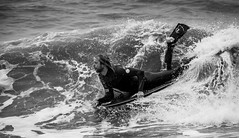 NU8A9280 (felt_tip_felon®) Tags: surf brighton beach surfsup bodyboarding bodyboard ocean plasticfreesea tide waves break shore seaside palacepier albionbeach