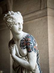 Tattoo (-BigM-) Tags: germany deutschland bayern münchen glyptothek bigm stein stone kunst art antik königsplatz