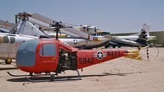145842 (Tangs Photos) Tags: ground psvd wfu pasm 0amus145842 museum mil rotary usn h13 r13 tuscon arizona usa