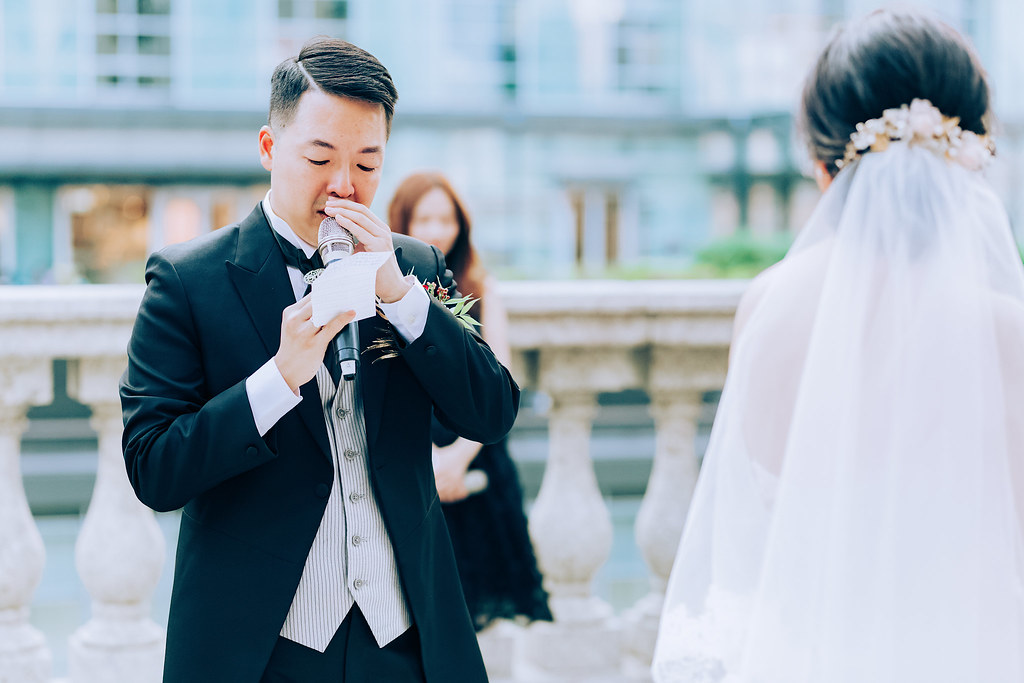 [婚攝] Tony & Eunice / Te'洋緹餐廳