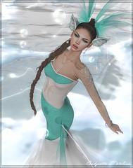 MISS VIRTUAL 2019 - Challenge 2 (Candynette Metaluna) Tags: irrisistible tableauvivant halfdeer avaway kibitz bubble slipper anc