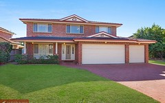 10 Linford Place, Beaumont Hills NSW