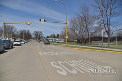 Valley City, ND (NDDOT Photos) Tags: construction community urban citystreets valleycity nd usa