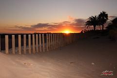 Gran Canaria Sunset (psychosteve-2) Tags: gran caneria sunset sand