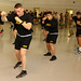 Boxing coach shares resiliency message with Normandy Soldiers