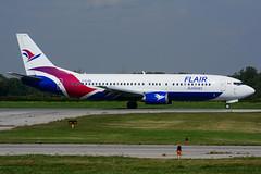C-FLRS (Flair Airlines) (Steelhead 2010) Tags: flairair boeing b737 b737400 yhm creg cflrs