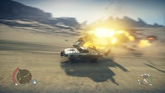 Mad Max_20181017204427 (Livid Lazan) Tags: mad max videogame playstation 4 ps4 pro warner brothers war boys dystopia australia desert wasteland sand dune rock valley hills violence motor car automobile death race brawl scenery wallpaper drive sky cloud action adventure divine outback gasoline guzzoline dystopian chum bucket black finger v8 v6 machine religion survivor sun storm dust bowl buggy suv offroad combat future
