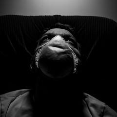 Respirons ...comme nous pouvons ! (erictrehet) Tags: blanc black nikon nikkor noir noiretblanc visage white monochrome lumière light portrait illeetvilaine homme personne
