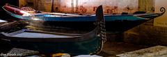 """Venezia, Lazzaretto nuovo: antiche barche nel """"Tezon Grande"""" (Gian Floridia) Tags: lazzarettonuovo museo tezongrande venezia venice antiche barche gondola navale"""