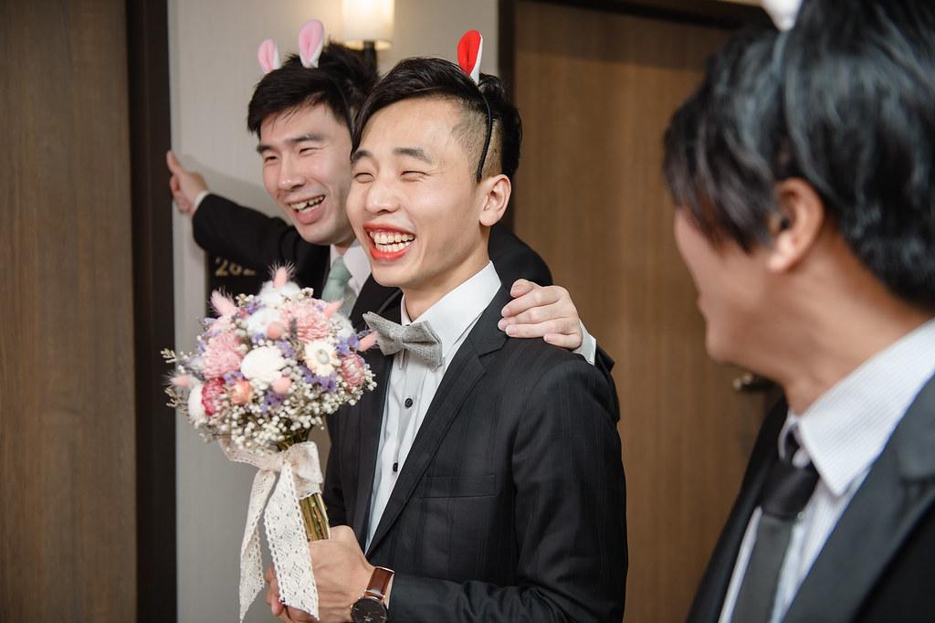 《婚攝Calvin》御翔&鈺珣 / 民權晶宴會館