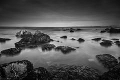 Monterey Coast Black & White (Chris Skopec) Tags: california coast landscape monterey montereypenninsula pacificocean seascape usa