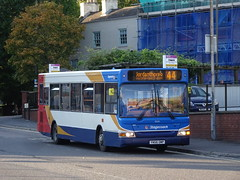 Stagecoach 35234 Chesterfield (Guy Arab UF) Tags: stagecoach yorkshire 35134 yn56omp alexander dennis dart adl pointer 2 bus new beetwell street chesterfield derbyshire buses