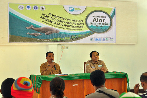 02. Opening by Head of Alor Fisheries Agency