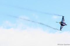Airshow (Viictor B) Tags: airshow plane avgeek sky blue air cloud clouds fly flying rafale alphajet speed meeting aerien toulouse muret francazal voltige patrouille formation pilatus parachutiste nieuport biplano kiebitz breguet catalina stearman planeur morane spartan stinso a400m takeoff landing airport