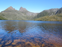 IMG_3768 (shearwater41) Tags: australia tasmania cradlemountain dovelake mountain lake