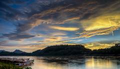 LUANG PRABANG (Walking Man Project) Tags: asia laos mekongriver luangprabang river nature