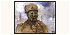 SOLDADO-SIBERIANO-EJERCITO-ROJO-RUSIA-PINTURAS-ARTE-MILITAR-RED ARMY-ART-SOLDADOS-RUSOS-SIBERIANOS-HISTORIA-SEGUNDA GUERRA MUNDIAL-PERSONAJES-MILITARES-PINTOR-ERNEST DESCALS (Ernest Descals) Tags: soldado soldados soldier soldiers siberiano siberianos ruso rusos rusia urss soldats siberia equipos indumentaria frio cold weather nieve hielo temperatura ropa resistentes defensores ofensiva segundaguerramundial ww2 secondwordlwar art arte artwork paint russia russian pictures artemilitar military historia history personajes historicos characters orient orientales urales pintura pinturas pintures cuadros quadres paintings painting expresion pintor plastica expresiones plasticos pintores painter pintors painters ernestdescals artistas artist pintar pintando coleccion protagonistas uniformes uniform gorros piel clothing dress snow soviets