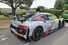 Audi R8 LMS GT3 (benoits15) Tags: audi r8 lms gt3 racing competition german circuit castellet