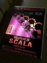 Boy Azooga at Scala (werelostinmusic) Tags: music livemusic musicblog artists musicians performers band scala london gig boyazooga