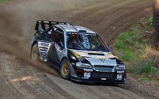 Alister McRae - Subaru 98 WRC