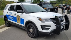 Columbus State (Central Ohio Emergency Response) Tags: columbus state community college cscc police ford suv explorer university campus public safety