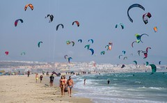 Tarifa kitesurf (Marc ALMECIJA) Tags: kitesurf surf kite tarifa espagne sport extrême extreme sony rx10m3 outside outdoor océan vgue wave mar mer