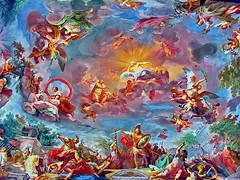 Fresco, Galleria Borghese Roma (gerard eder) Tags: world travel reise viajes europa europe italy italia italien lazio rom roma rome galeria galleria gallery museum museo villaborghese fresco fresko art arte interior city ciudades borghese