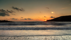 Sunset at Porth Trecastell (Mark Palombella Hart) Tags: sea sunset seascape atmospheric wales anglesey photography photographer photooftheday potd photo