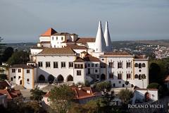 Sintra - Palacio Nacional (Rolandito.) Tags: portugal sintra paláciodavila palacio palace nacional