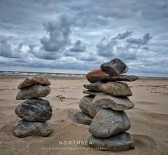 Northsea (Kyriakos11) Tags: bergenaanzee holland nederland europe sky cloud clouds colors beach photographie photo amateur nature