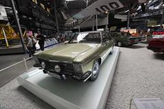 Opel Diplomat (mariomk73) Tags: opel car classic museum speyer diplomat