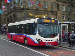 Border Buses 11229 (BF62UYT) - 29-09-18 (peter_b2008) Tags: borderbuses volvo b7rle wright eclipseurban2 11229 bf12uyt edinburgh buses coches transport buspictures
