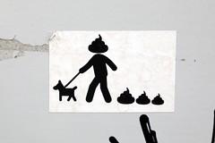POO POO PEE DO (just.Luc) Tags: monochrome monochroom monotone poo shit dog hond chien córdoba graffiti grafitti streetart urbanart spain spanje espagne españa spanien andalusië andalucía andalusien andalousie andalusia