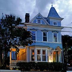 Charleston, South Carolina, USA (pom'.) Tags: panasonicdmctz101 july 2018 america northamerica usa unitedstatesofamerica southcarolina charleston 100 dusk twilight 200