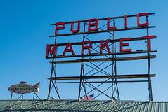 Pike Place Market (MiriaGrunick) Tags: pikeplace public market seattle pike