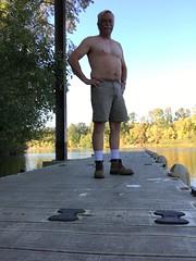 5583BoatRamp (sampers56) Tags: dock willamette park boat ramp river hairy chest